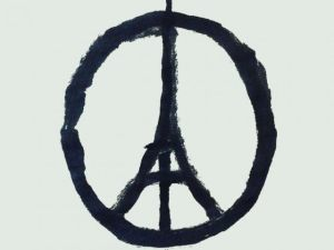 French Peace Symbol